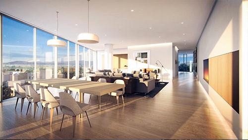 Edificio Vitrvm estará listo en el segundo trimestre de 2017